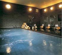 24時間お好きな時間に入浴可能!温泉大浴場