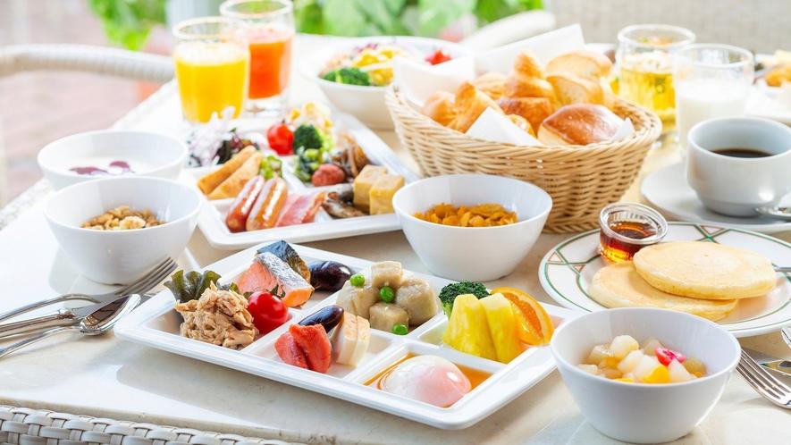 【朝食イメージ】社会情勢によりご提供方法を変更する場合がございます(イメージ)