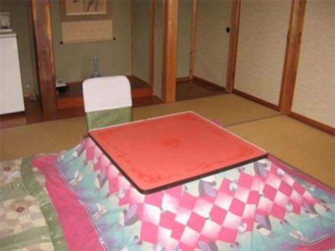洗面台付き和室8畳
