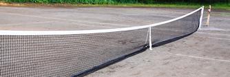 美鈴荘専用テニスコート(1)