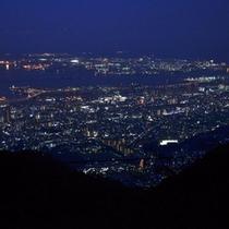 ■六甲山天覧台■