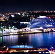 ■神戸港夜景③■