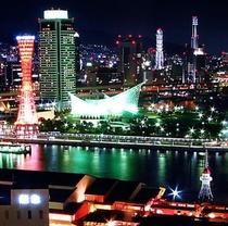 ■神戸港夜景②■