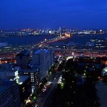 ■神戸市庁舎夜景■