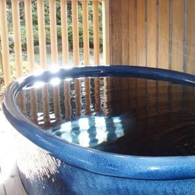 【限定1部屋】のびのびくつろげる離れのお部屋 松の湯自慢の温泉とお庭をひとりじめ♪