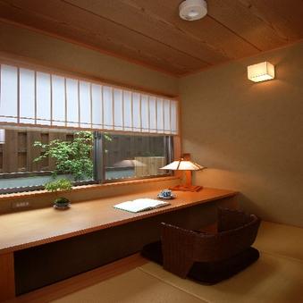 【本館B】和室6畳+8畳+ミニ読書室(風呂なし)