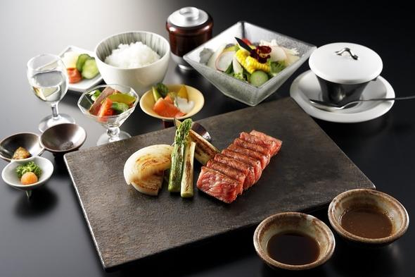 【ご当地グルメ】【夕朝食付】美味しい神戸ビーフステーキ◇レストラン『神戸プレジール』いちおしディナー