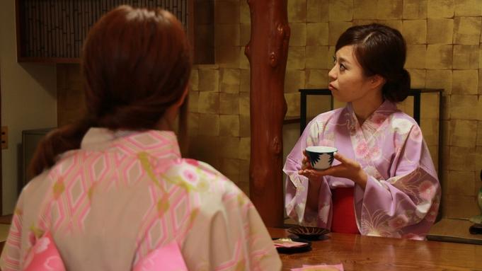 女子旅にも◎見た目もカワイイ手毬寿司が付いてくる♪【和×伊】の絶品コラボ創作会席
