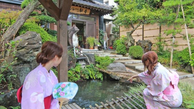 【人気No.1】2人の料理人が創りあげる【和×伊】の絶品コラボ創作会席×歴史ある天然温泉♪