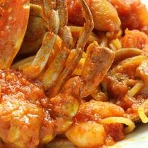 イタリアンコース一品料理