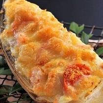 【夕食】たけのこグラタン