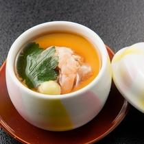 海鮮具材がたっぷり「海鮮茶碗蒸し」★『華の宴』