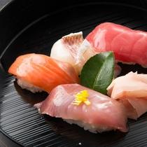 【食事】新鮮素材を重視しているので、ネタはその日によって変更します★<秋の佐渡ごっつぉ~SADO~>