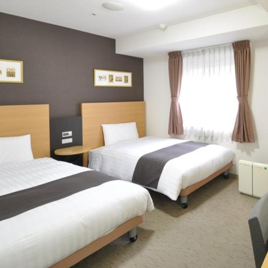 秋田康福特酒店
