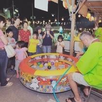 湯田中温泉夏祭りのイメージ