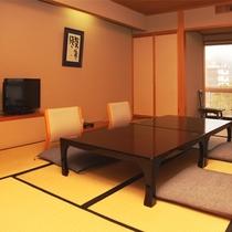 本館【10畳】 本館のスタンダード客室です
