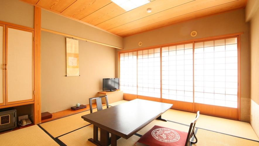 【和洋室】人気のベッドルームには8畳の和室もございます