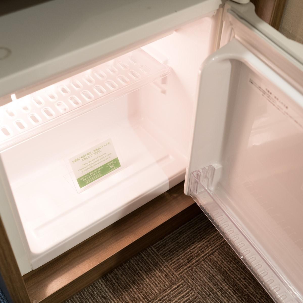 静音冷蔵庫だから夜もぐっすり快眠♪