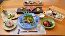 【鉄板焼き「えん」】佐賀牛のヒレ鉄板焼とロース炭火焼、地元野菜のコース