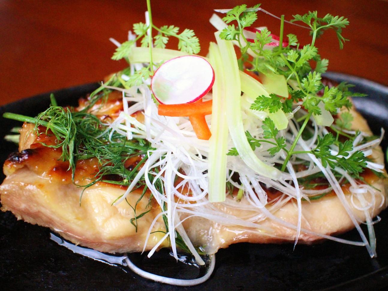 徳島の地鶏「阿波尾鶏」