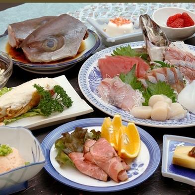 50歳以上限定◆ソフトドリンクお1人様1杯サービス♪地魚盛合せ付!これが基本の海鮮料理