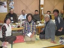 杉山先生セミナー懇親会