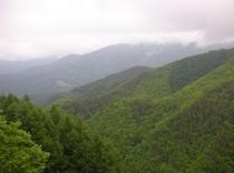 ★世界有数のパワースポット 分杭峠からの眺め★