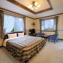 スタンダードダブルルーム ※部屋によりデザインが異なります。