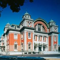 大阪市中央公会堂 国指定重要文化財