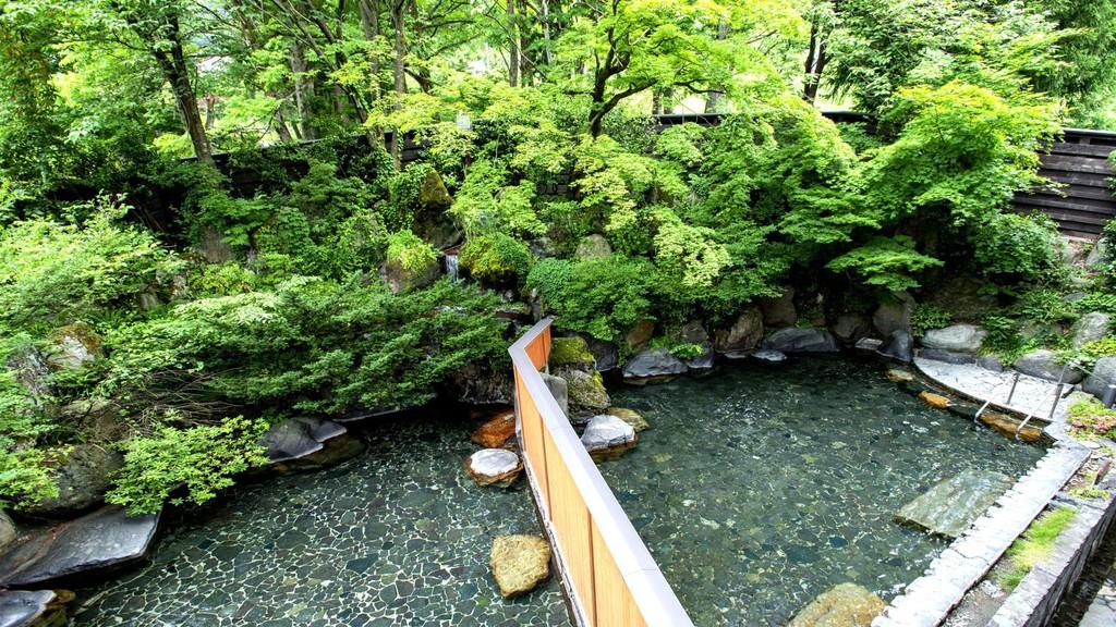 【LOHAS】天然の温泉成分が身体の疲れをゆっくりと癒してくれます。贅沢なひととき。ホッとする場所