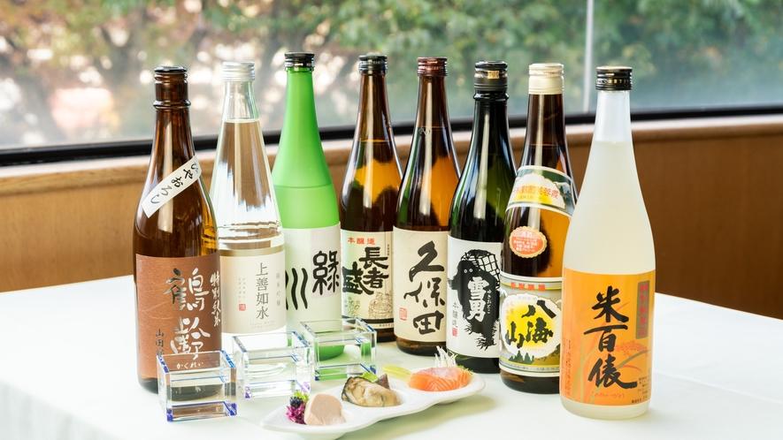 ■越後の日本酒2