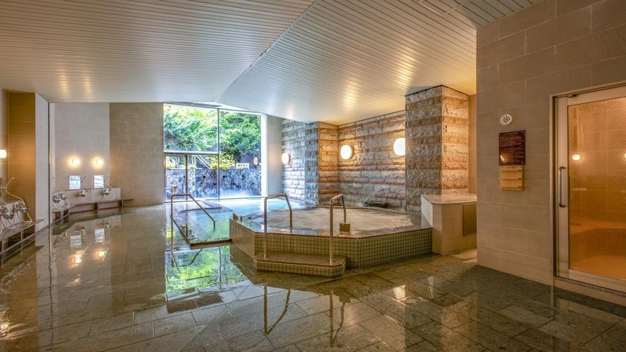 婦人大浴場「紅葉の湯」令和元年7月リニューアルOPEN