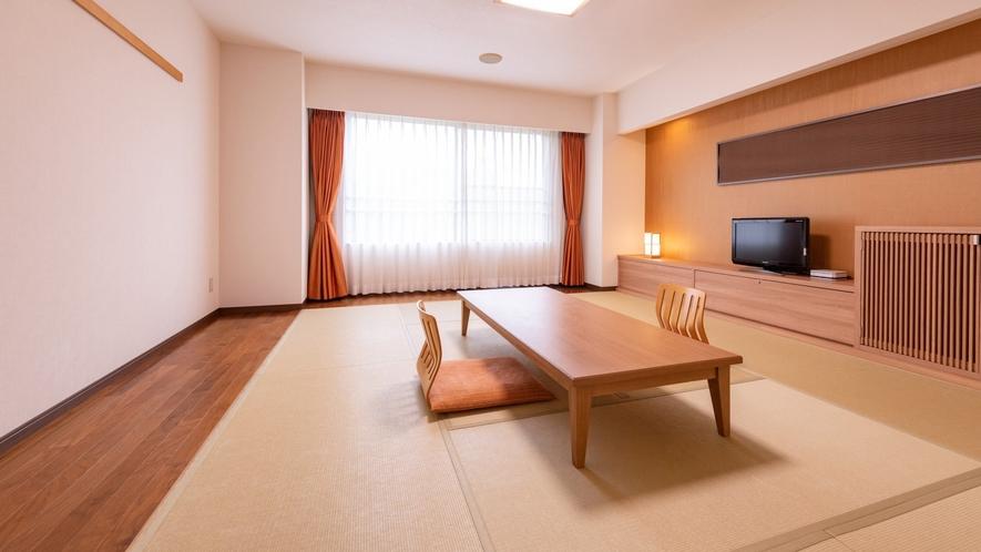 【禁煙】リニューアル♪モダン和室10畳(ゲレンデ側 )