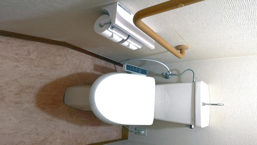客室トイレ(全室便座ヒーター&ウォシュレット付)