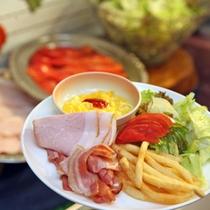 【ご朝食】和洋バイキング(一例)