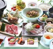 お夕食『和御膳』一例 (お食事会場食)