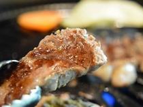 ステーキ食べ放題(例)