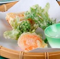 お料理 天ぷら一例