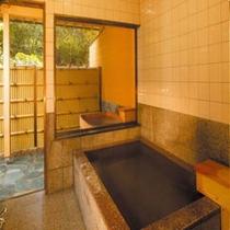 貸切風呂 「花梨」 大理石で造られました内湯
