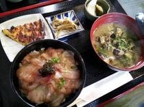 藍ヶ江水産の地魚干物食堂