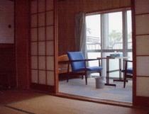 客室(203号室)