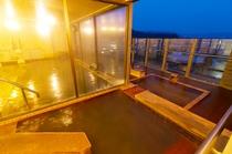 【1番館和田屋】露天風呂付大浴場(雲上寝釈迦の湯)