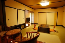 【1番館和田屋】モダン和室(2011年7月リニューアル)