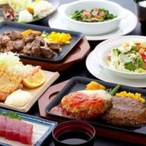【ファミリーレストラン Joyfull】夕食