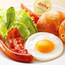 【ファミリーレストラン Joyfull】朝食