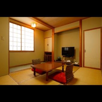 のどかな雰囲気のおまかせ和室◆6〜8畳【布団敷のお部屋です】