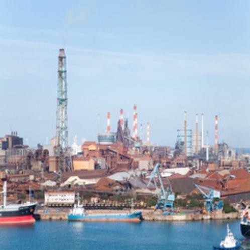 鹿島臨海工業地帯