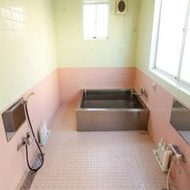 別館お風呂1〜5人用