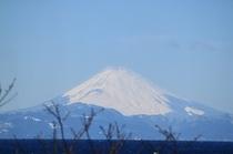 まるで海に浮かんでいるかのように見える美しい富士山!!