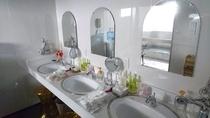 【NEW】別館女性用浴場の脱衣所
